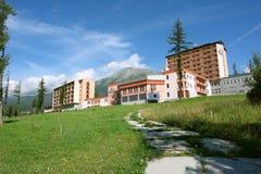 Hotel of Horny Smokovec in Slovakia. Stock Images