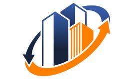 Hotel Hospitality Logo Design Template. Vector Stock Image