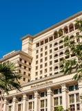 Hotel hotel Moscou de quatro estações fotos de stock