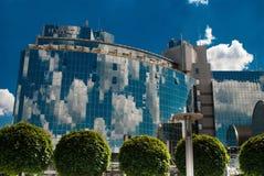 Hotel Hyatt Kiev Fotografia Stock