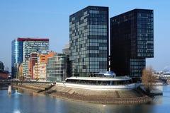 Hotel Hyatt Regency Dusseldorf, Germany Stock Photo