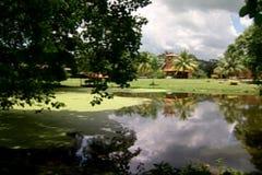 Hotel i jezioro zdjęcie wideo