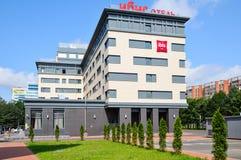 Hotel IBIS. Kaliningrad Stockfotografie