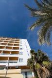 Hotel Ibiza Playa Imágenes de archivo libres de regalías