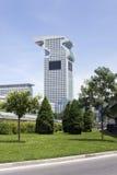 Hotel icônico de Pangu, perto do parque olímpico, Pequim, China Foto de Stock Royalty Free