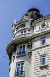 Hotel, Image of the city of Madrid, its characteristic architect Royalty Free Stock Images