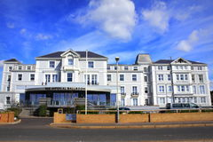 Hotel imperial Hythe Inglaterra Fotografia de Stock
