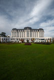Hotel Imperial Palace Annecy France Sky Stock Photos