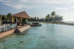 Hotel imperiale, Brunei immagine stock libera da diritti