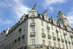 Hotel In Oslo, Norway Royalty Free Stock Photo