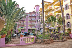 Hotel India Goa Stock Photos