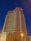 Hotel intercontinental Fotografía de archivo libre de regalías