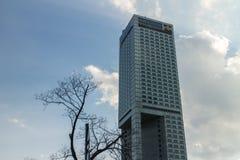 Hotel intercontinental en Varsovia Imagenes de archivo