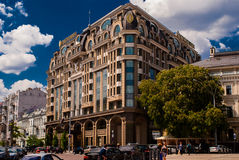 Hotel Intercontinental Royalty Free Stock Images