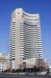 Hotel intercontinental - RAW format Stock Photography