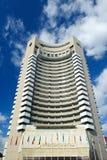Hotel intercontinentale Fotografie Stock
