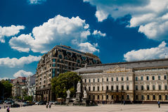 Hotel intercontinentale Fotografia Stock
