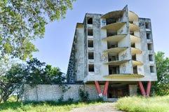 Hotel Intercontinentale Ponce stock afbeeldingen