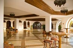 Hotel interior Royalty Free Stock Photos