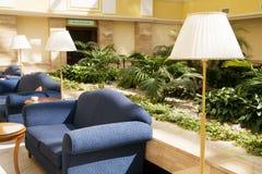 Hotel interior Stock Photo