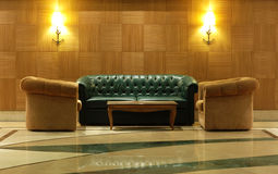 Hotel Interior Royalty Free Stock Photography