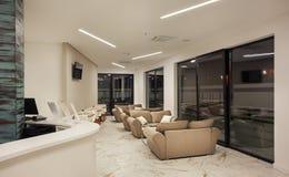 Hotel Interior Modern Design Stock Photos