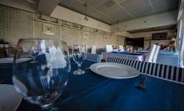 hotel Interior Un restaurante fotos de archivo