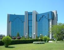 Hotel Interkontinental en Tashkent (Uzbekistan) Foto de archivo libre de regalías
