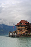 Hotel Interlaken Royalty Free Stock Photos