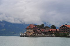 Hotel Interlaken Royalty Free Stock Photo
