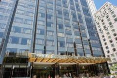 Hotel internazionale di Trump Immagine Stock Libera da Diritti