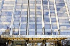 Hotel internazionale e torretta del briscola Immagini Stock Libere da Diritti