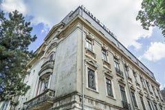 Hotel Intim en Constanta, Rumania Imágenes de archivo libres de regalías