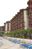 Hotel italiano del estilo, Antalya, Turquía Fotos de archivo