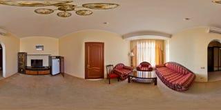 Hotel Kaukasus Sochi, Adler-Bezirk Lizenzfreies Stockfoto
