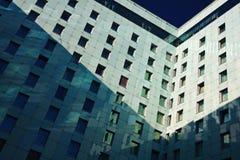 Hotel Kempinski. River Park Building in Bratislava - hotel Kempinski - Slovakia Stock Images