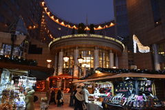Hotel Kempinski, Budapest Fotos de Stock Royalty Free