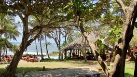 Hotel in Kenia Lizenzfreie Stockfotos