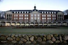 HOTEL KOLDINGFJORD Imagen de archivo libre de regalías