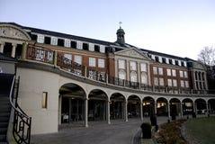 HOTEL KOLDINGFJORD Imágenes de archivo libres de regalías