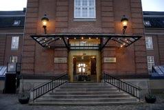 HOTEL KOLDINGFJORD Fotos de archivo