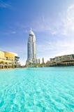 Hotel-Kontrollturm stockfoto