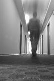 hotel korytarza Zdjęcie Stock