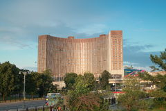 Hotel-Kosmos Lizenzfreie Stockbilder