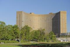 Hotel-Kosmos Stockbild