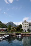 Hotel Kviknes Stock Images