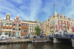 Hotel L'Europe, Amsterdam Stock Photography
