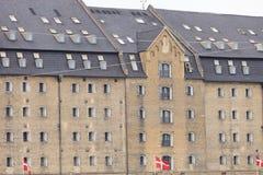 Hotel-Lager Stockbild
