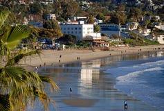 Hotel Laguna no Laguna Beach, Califonria Imagem de Stock
