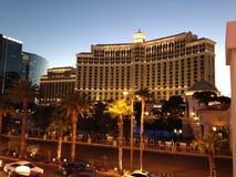 Hotel Las Vegas de Bellagio Imagenes de archivo